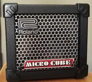 Amplificador de guitarra Micro Cube Roland