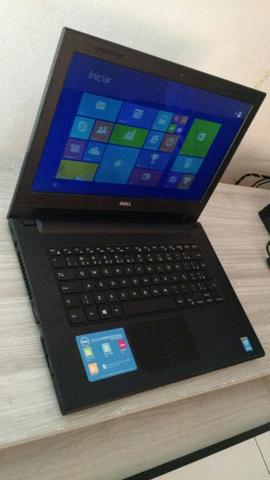 Notbook dell core i3 4GB.Troca por xbox one ps4 etc