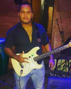 Professor de Violão/Guitarra