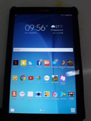 Tablet Samsung Galaxy tab E 9.6 troco por 7 Pol