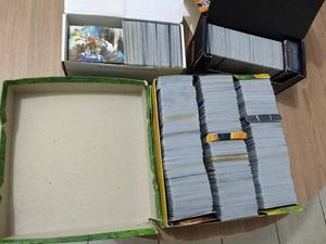 2 mil cartas de Magic