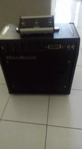 Amplificador Valvulado Mesa Boogie de Guitarra