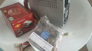 Kit Cooler, fun e fonte ATX