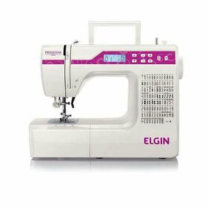 Máquina de Costura 100 Pontos Bivolt Elgin JX- -