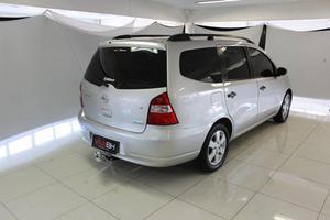 Nissan Livina Grand S 1.8 16v Flex Fuel Mec.