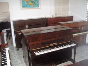 Só Pianos Fritz Dobbert Selecionados Top De Linhas Visite