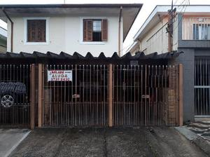 Sobrado residencial para locação, Jardim Bonfiglioli,