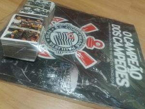 """Álbum (Completo) Corinthians """"O Campeão dos Campeões"""""""