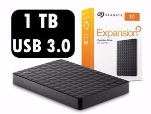 HD Externo 1TB GB Seagate Novo Curitiba Pinhais USB 3,0