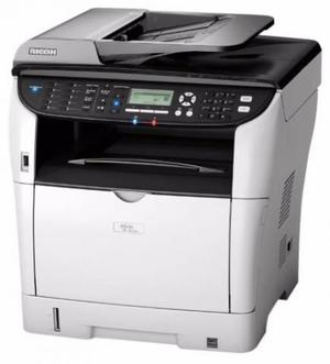 Impressora laser Multifuncional Ricoh  /Cartão Crédito