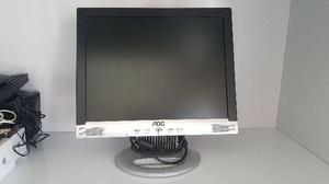 Monitor LCD - AOC - 15 Polegadas
