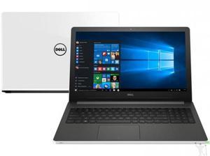 Notebook Dell Core i7 Windows 10 Original