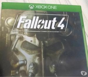 Xbox One 500gb + 1 jogo (Fallout 4)