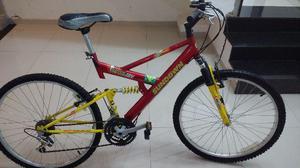 Bicicleta SUNDOWN aro 26 usada 18 marchas - (61) 9 8601-3844