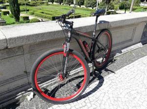 Bicicleta schuwin aro 29 seminova c/ nota fiscal