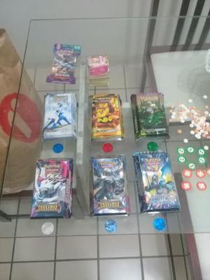 Carta Pokemon TCG BW, XY e SL (vender rápido!!!)