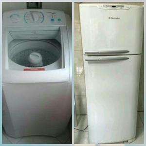 Compro geladeiras e maquinas de lavar roupas com ou sem