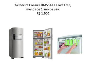 Geladeira Consul CRM55A FF Frost Free