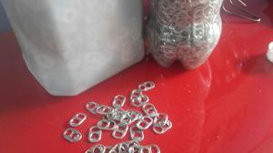 Lacre latinha de alumínio