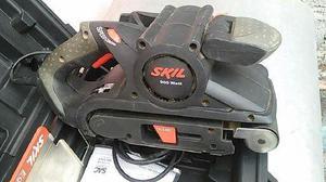 Lixadeira de cinta skill