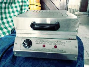 Maquina De Crepe Suiço Elétrica Profissional 12 Cav.