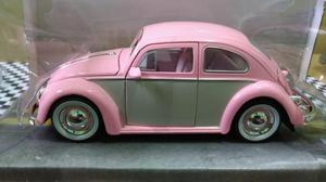 Miniatura carrinho Fusca Jada 1/24
