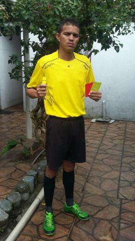 rbitro de futebol de campo e socayt