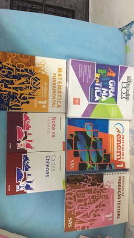 Box de gramática, Sas primeira série, paradidáticos