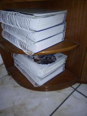 Coleção de livros do sas- terceiro ano do ensino médio