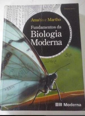Livro Fundamentos da Biologia Moderna 4ª Edição
