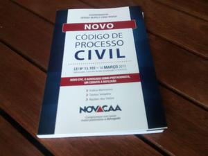 Livro Novo Código de Processo Civil (Lei )