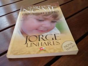 Livro O Melhor Nome para Seu Filho