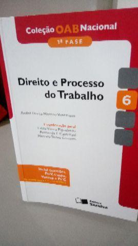 Livro de Direito e Processo do Trabalho
