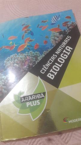 Livro de biologia ciências naturais