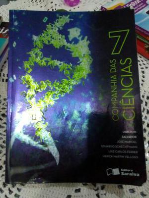 Livro de ciências 7 ano