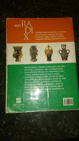 Livro de história Radix 7 ano