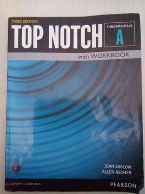 Livro de inglês Top Notch A, 6° Ano, 3° Edição