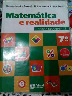 Livro de matemática 7 ano