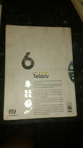 Livro de matemática teláris 6 ano