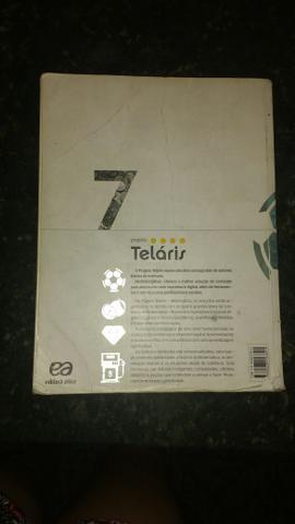 Livro de matemática teláris 7 ano
