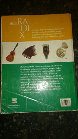 Livro de português radix 7 ano