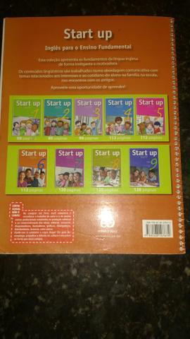 Livros de inglês 6 ano Start Up