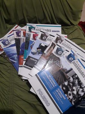 Livros para estudar para o Enem - Poliedro