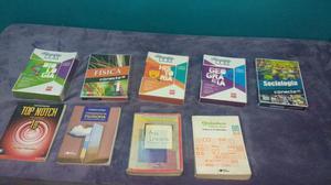 Livros para vender - Ensino médio