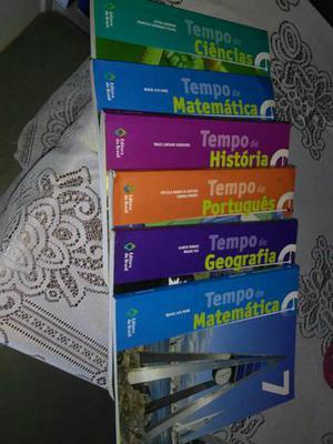 6 livros 7°ano