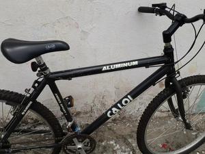 Bicicleta Caloi Aluminium