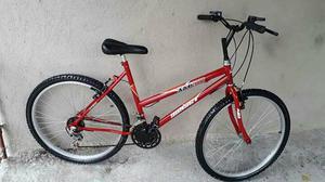 Bicicleta aro 26 Sunset 18 marchas praticamente nova