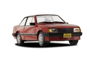 Chevrolet Collection - Chevrolet Monza Serie I Sedan (1985)