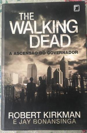 Coleção livros walking dead 6 livros