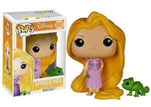 Funko Pop Disney - Tangled - Rapunzel And Pascal